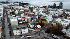 Reykjavik, Iceland, Neighbourhood of the Gods, sagas