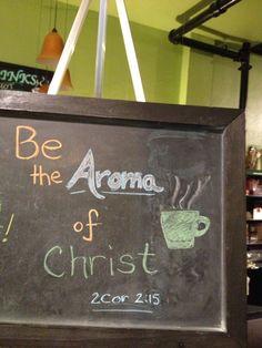 Hebrews cafe by micah hernandez coffee shop names