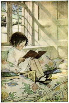 Jessie Wilcox Smith (1905) from A Child's Garden of Verses