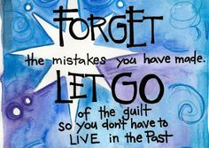Today's Sunday Inspiration: The purpose of forgiveness isn't to let the person who harmed you off the hook, the purpose of forgiveness is to end the grief it has cost you. Don't just let go, forgiv...