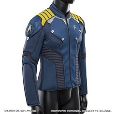 Star Trek Beyond introduced several new Starfleet uniforms, plus a whole load of clothing for all those aliens roaming around on Yorktown a...