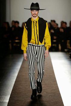 Dino Alves Fall Winter 2015 Otoño Invierno -  Lisboa Fashion Week #Menswear #Trends #Tendencias #Moda Hombre