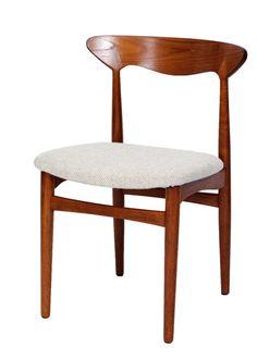 Set of 6 Christian Linneberg Dining Chairs 9