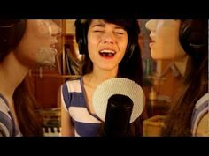 Walking on A Dream - Empire of the Sun (mree cover) this girl is amazing!