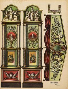 Joseph Scholz - Paper Theater Proscenium by pilllpat, via Flickr