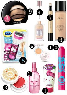 10 Awesome Asian Beauty and Makeup Products You Can Buy Now at Sasa