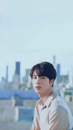 [180316] Dispatch X BTS in LA for D-Icon photoshoot. He dont have to try so hard to make ARMY's love him. Perfect as always. #kimseokjin #seokjin #jin #BTS #bangtan