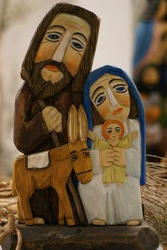 Polnische Krippe (Polish Nativity Scene) by HEN-Magonza, via Flickr