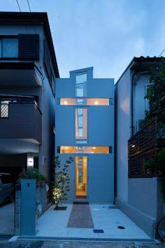 尼崎の家: 藤原・室 建築設計事務所が手掛けた家です。