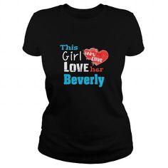 I Love  Happy Valentines Day  Keep Calm and Love Beverly T shirts