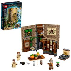 Lego Harry Potter, Harry Potter Film, Harry Potter Magic, Harry Potter Hogwarts, Lego Hogwarts, Neville Longbottom, Lego Duplo, Slytherin, Van Lego
