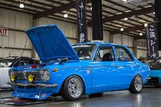 7 Of The Coolest Cars At Autocon San Francisco 2016 1969 Toyota Corolla Ke10 Fenders