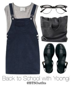 """Back to School with Yoongi"" by btsoutfits ❤ liked on Polyvore featuring 3.1 Phillip Lim and ASOS"