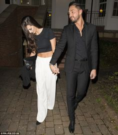 Mario Falcone left fans thinking he had split up with girlfriend Emma McVey after Wednesday night's episode of TOWIE. However, it appears that the couple are still very much together. Mario Falcone, Chloe Lewis, Kiss Day, Girlfriends, Men's Fashion, Couple, Moda Masculina, Fashion For Men, Man Fashion