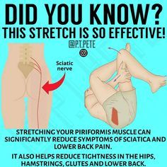 11 dynamic stretching exercises to aid in massaging hard-to-reach muscles for immediate relief Sciatica Exercises, Back Pain Exercises, Hip Stretching Exercises, Daily Stretches, Best Lower Back Stretches, Hip Strengthening Exercises, Sciatica Massage, Hip Flexor Exercises, Everyday Stretches