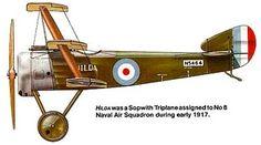 Sopwith Triplane 1916