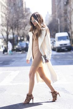 Nude And White Inspiration Outfit # #Something Navy #Spring Trends #Fashionistas #Best Of Winter Apparel #Inspiration Outfit Nude and White #Nude and White Inspiration Outfits #Nude and White Inspiration Outfit How To Wear #Nude and White Inspiration Outfit 2015 #Nude and White Inspiration Outfit Where To Get #Nude and White Inspiration Outfit How To Style