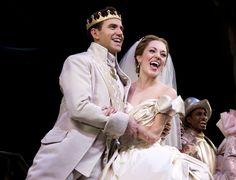 Jeremy Jordan, Rita Moreno, Laura Osnes, and More Have a Ball on the Opening Night of Cinderella on Broadway Rodgers And Hammerstein's Cinderella, Cinderella Broadway, Broadway Theatre, Musical Theatre, Joel Grey, Laura Osnes, Tony Award Winners, Rita Moreno, Billy Elliot
