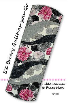 EZ Breezy Quilt As You Go Table Pattern