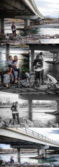 Calgary Wedding Photographer . Fall engagement photos .  www.tessamarie.ca » Photography blog