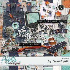 Boy, Oh Boy! ⋆ Angelle Designs