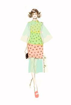 Plastic Pastel by Farah Dina Hera #simple #design #pastel