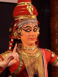 Traditional dance,Kerala, India