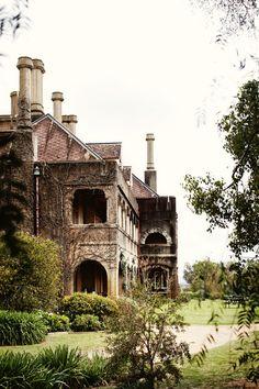 Interiors | Mansion | Gardens