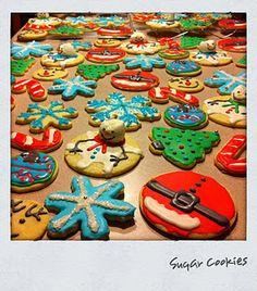 2011 Christmas Cookies