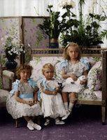 Les 3 premières grandes-duchesses