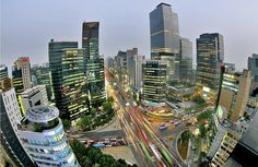 Inside Seoul's Gangnam District: the city that inspired Psy's viral hit. Lots of pictures! Rachel@ADM