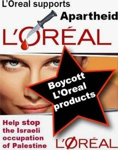 Boycott L'Oreal