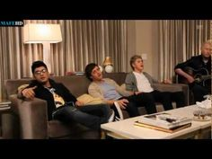 One Direction What Makes You Beautiful Live on MTV. Zayn is cracking me up messing with the couch. Lol I'd be doing the same thing. That's probably why I think it's funny.