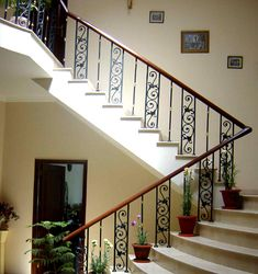 I love this staircase design.