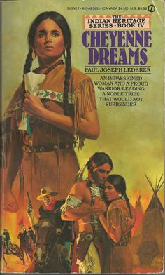 Cheyenne Dreams by Paul Joseph Lederer was a great book.  I'm going to check out the others.