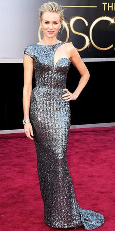 Naomi Watts | Armani Prive | Oscars 2013 - Can we just take a moment to appreciate this flawlessness?