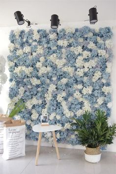 Wedding Flower Wall Panel for Party Birthday Decoration   Etsy