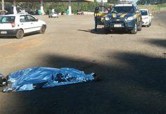 Um motociclista morreu vítima de um acidente registrado por volta das 15h45min deste domingo (18). Foi próximo ao posto de combustível às margens da BR 163, na saída de São José do Cedro em d