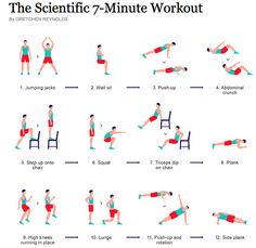 Easy and great home workout