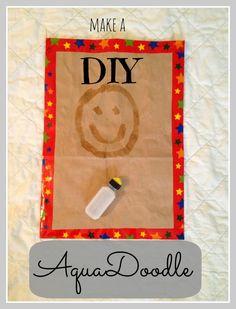 DIY AquaDoodle