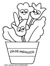 Maceta andaluza Guernica, Spain Holidays, Andalusia, Seville, Trip Planning, Coloring Books, Colouring, Floral, Prints