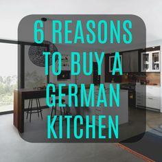 6 Reasons To Buy A German Modern Kitchen! German Kitchen Center Showroom At  The Denver