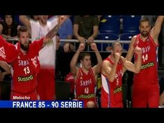 France National Basketball Team (Basketball Team),Serbia National Basketball Team (Basketball Team),2014 FIBA Basketball World Cup (Sports League Championship Event),FIBA (Sports Association),France vs Serbie