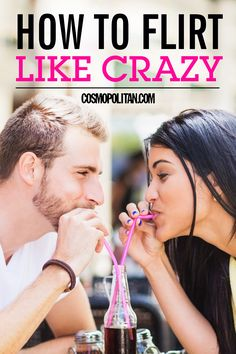 HOW TO FLIRT: We already know you know how to flirt, but these tips will turn your seductive ways up a notch and could cause anyone from your long-term BF to the pizza delivery guy to do whatever you say. Click through for all the ideas and expert advice.