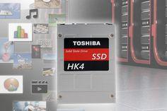 """Toshiba HK4 SSD, più scelta per i server Dell EMC PowerEdge - Toshiba Electronics Europe annuncia oggi che Dell EMC incorpora la Serie HK4 di SSD SATA da 1,8"""" e 2,5"""" per Data Center, all'interno dei Server 13G PowerEdge."""