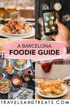 Barcelona Food Guide: Restaurants, Bars, and Coffee Shops in Barcelona, Spain #spain #europe #spaintravel #barcelona