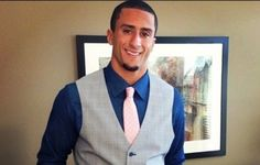 Colin Kaepernick: A Night on the Town