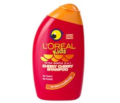 L'Oreal Kids Cherry Shampoo...best smelling shampoo ever!