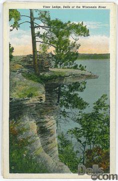 Vintage Wisconsin Dells – Wisconsin River