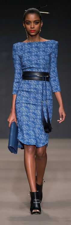 Elisabetta Franchi Collections Fall Winter 2015-16 collection